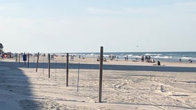Search for missing swimmer in Daytona Beach