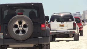 Volusia County opens all beach ramps ahead of holiday weekend