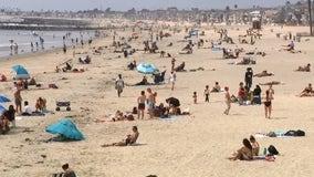 Beaches at New Smyrna Beach reach capacity ahead of July 4th weekend