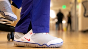 Nike to donate more than 30,000 shoes to COVID-19 frontline workers