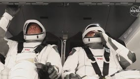 Astronauts: Falcon 9 rocket was 'totally different' ride than the space shuttle
