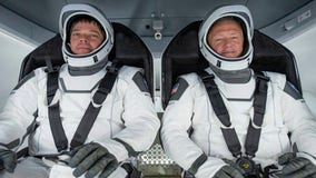 Kennedy Space Center Visitor Complex to display suits of SpaceX's first NASA astronauts