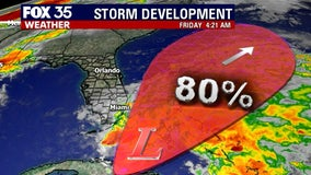 System near Bahamas could become named storm: Here's how it will affect Central Florida