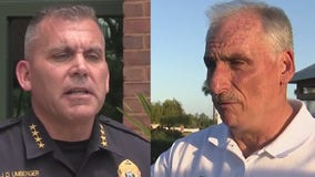 Volusia sheriff has choice words for DeLand police chief following deputy-involved shooting