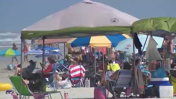 'Take some personal responsibility': Beach safety officials remind crowds to be safe this holiday weekend
