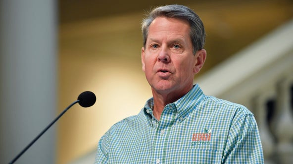 Kemp suggests Georgia host Republican National Convention