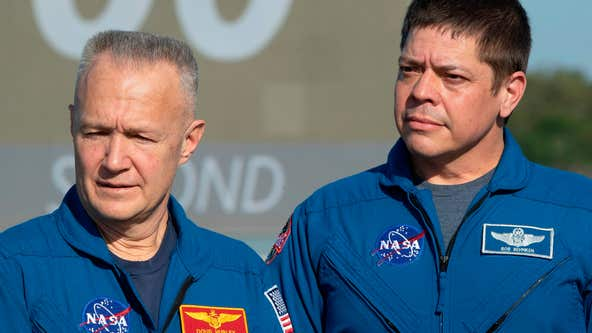 Astronauts who will launch into space later this month have started to quarantine themselves, NASA says