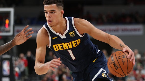 Michael Porter Jr. urges people to 'pray for the police officers' involved in death of George Floyd
