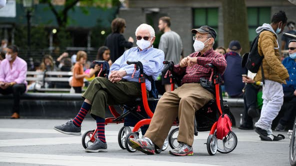 Study ranks best and worst states for seniors during COVID-19 pandemic