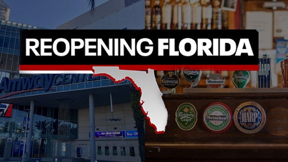 What will change when Florida enters phase 2 of reopening on Friday?