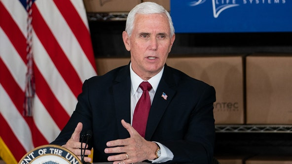 Vice President Pence will be in Tampa on Wednesday