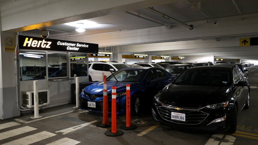 Rental companies selling cars at discounted prices following halt on travel amid COVID-19 lockdowns