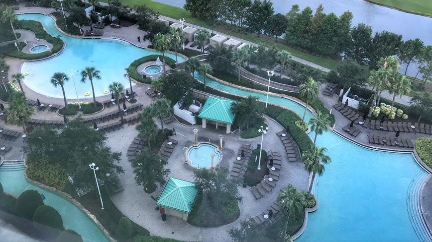 Bonnet Creek resort near Disney reopens with new cleaning protocols