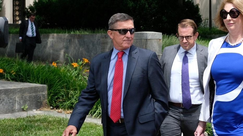 e201d19c-Former Trump National Security Advisor Michael Flynn Returns To Court