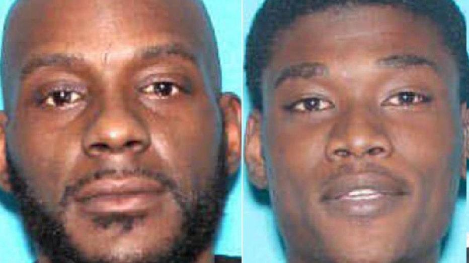 guard shot suspects