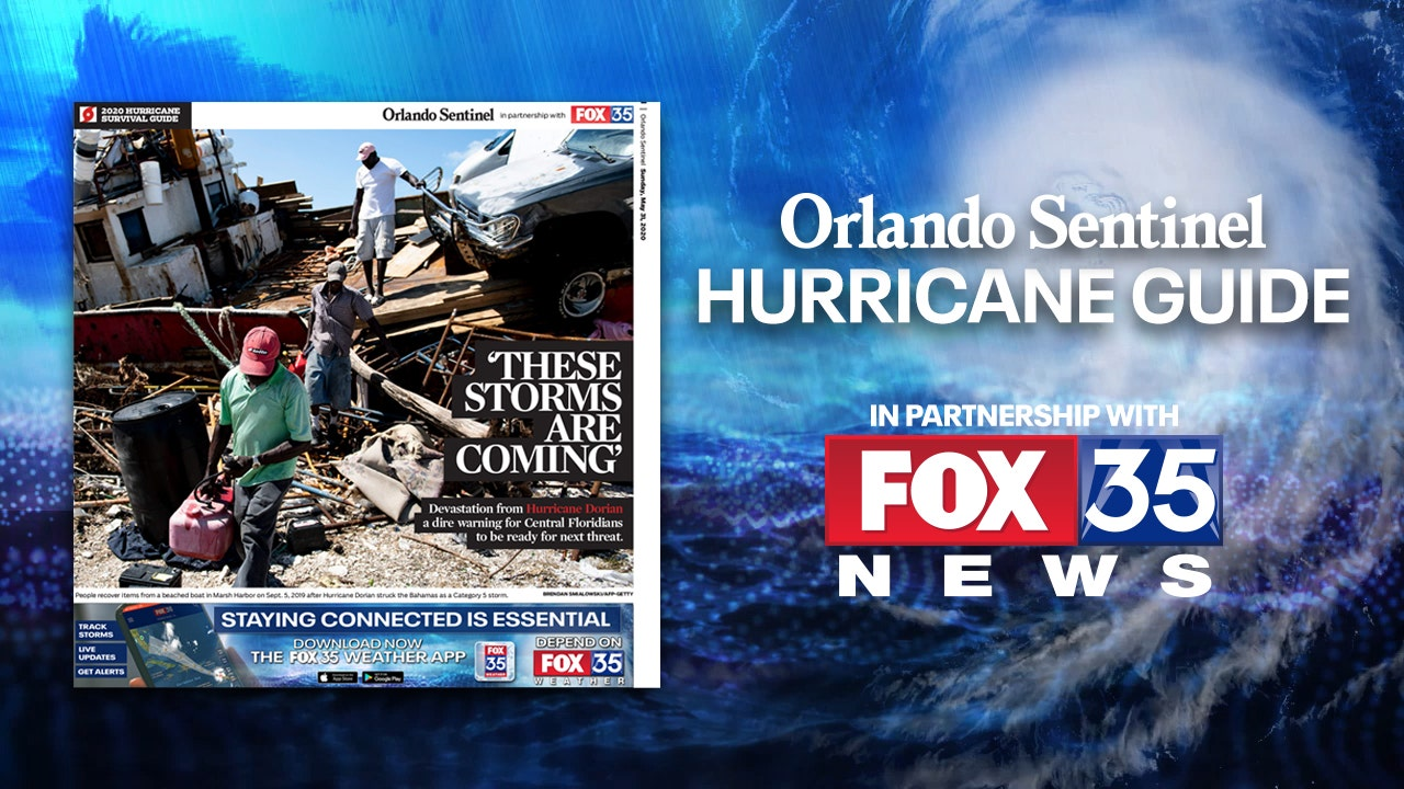 FOX 35 Orlando Hurricane Guide