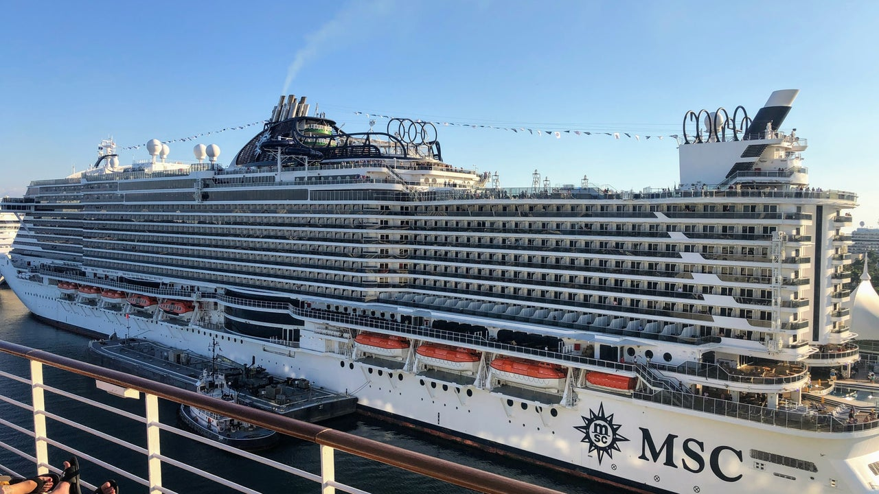 MSC Cruises to sail ships from Port Canaveral for the ...