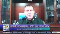 Orange County hosts community conversation