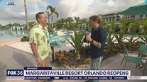 Margaritaville Resort Orlando reopens after coronavirus closures