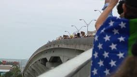 Peaceful demonstrations held in DeLand, Flagler Beach