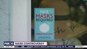 Port Orange business facing backlash for requiring masks
