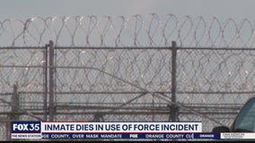 FOX 35 Investigates: Inmate dies in use of force incident