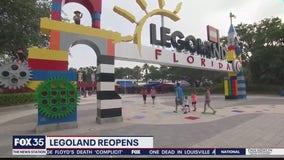 LEGOLAND Florida reopens