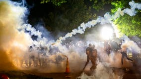 Infectious disease specialists call for an end to tear gas during COVID-19 pandemic