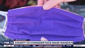 Brevard County leaders to consider mask mandate