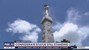 Ocala leaders discuss future of Confederate monument