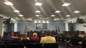 Brevard County leaders opt to not vote on mask order after fiery public testimony