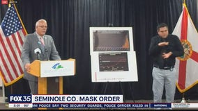 Seminole County issued mask order