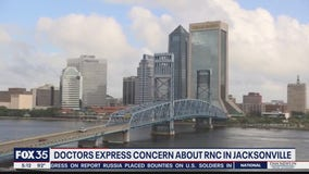 Doctors express concerns about RNC in Jacksonville