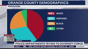 Orange County sheriff strives to diversify staff