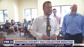 Seminole County Tax Collector indicted