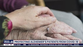 Family Focus: Protecting Alzheimer's patients from COVID-19