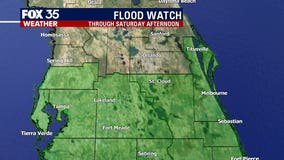 Flooding concerns rising for East Central Florida