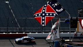 NASCAR: Confederate flag prohibited at all events, properties