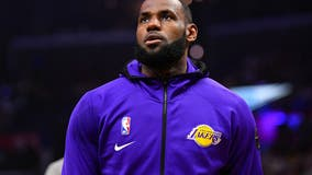 'Structurally racist': LeBron James responds to Georgia election lines