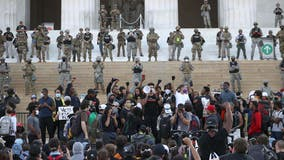 Nation's streets calmest in days, protests largely peaceful