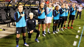US Soccer repeals rule that banned kneeling during national anthem