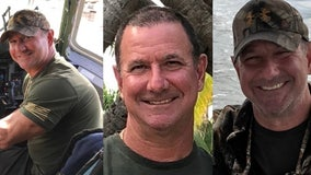 Search underway for missing Florida firefighter