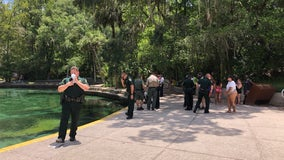 Wekiwa Springs reopens after reports of missing diver