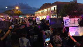 Peaceful protests honor George Floyd in Kissimmee