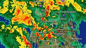 Tornadoes reported near College Park, Universal Orlando as severe weather moved across Central Florida
