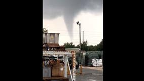Reported tornado briefly touched down in Lake County Sunday afternoon
