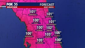 Scorching heat will bring 'feels-like' temperatures to 100°+ on Wednesday