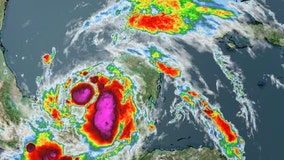 Tropical Storm Cristobal to bring heavy downpours to Florida, models show chance of hurricane development