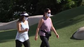 Florida health officials urge people to wear masks in public