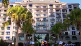 Some Disney hotels reopen for guests who booked in advance